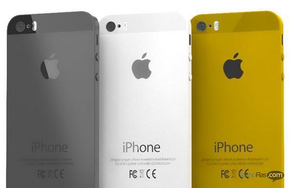Apple iPhone 5S hadir dengan warna emas