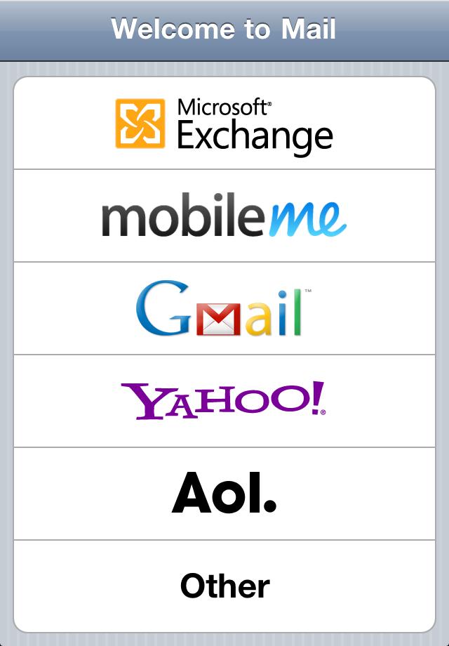 Cara Matikan Push Email di iPhone