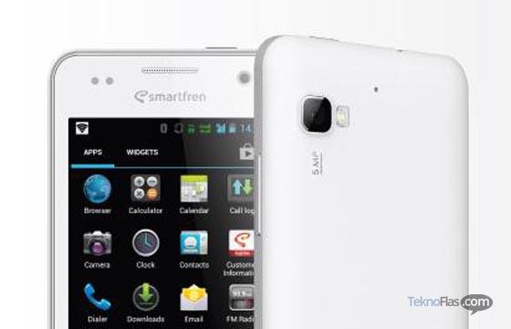 Dengan New Andromax-i Smartfren Targetkan 200 Ribu Pelanggan