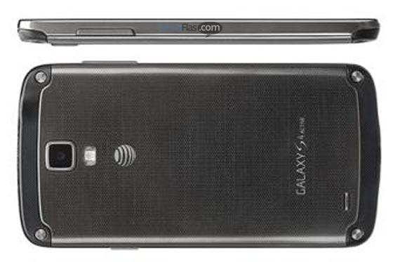 Foto Samsung Galaxy S4 Active untuk AT&T