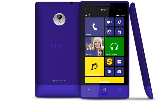 HTC 8XT Smartphone Windows