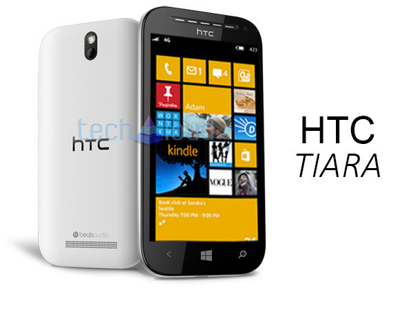 HTC Tiara, The New Windows Phone Official Photo Leaks
