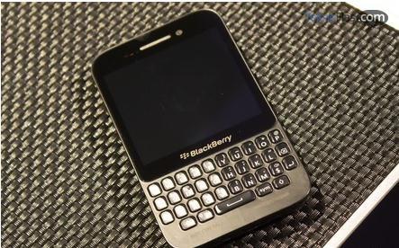 Harga BlackBerry Q5 dibandrol 4 jutaan