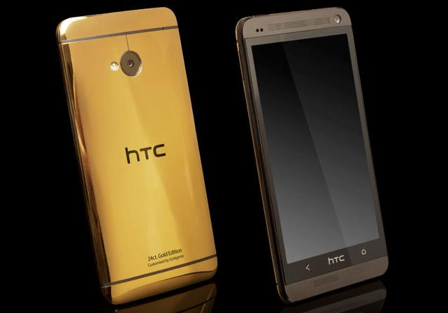 Harga HTC One Gold Edition dibandrol 30 jutaan