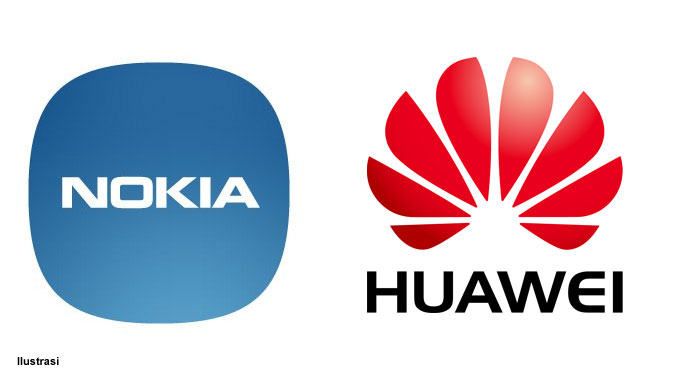 Huawei Bantah Akan Akuisis Nokia