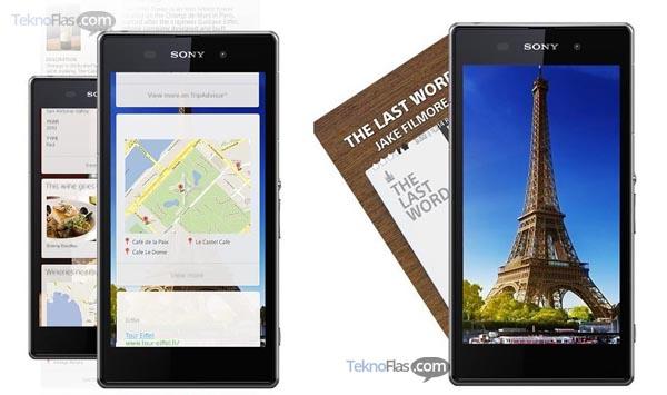 Inikah Penampakan Sony Xperia i1 Honami