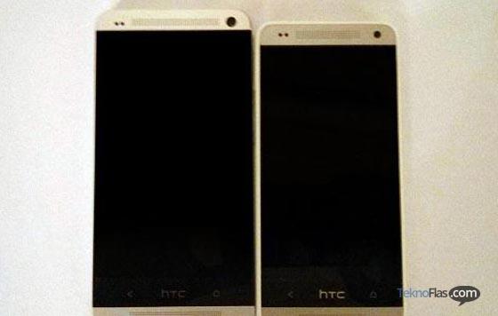 Inikah penampakan HTC One Mini