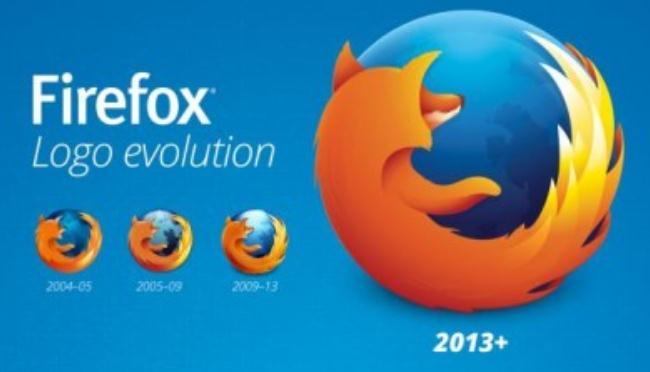 Inilah Logo Firefox  Terbaru