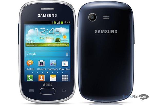 Inilah Spesifikasi Samsung Galaxy Star S5280