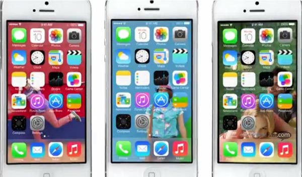 Inilah Video Promo Apple iOS 7
