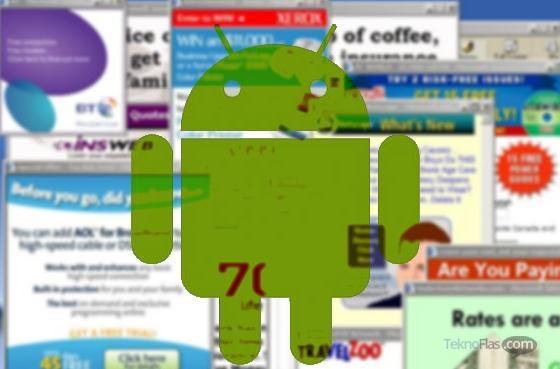Lebih dari 6 persen Aplikasi Android Gratis Berbahaya