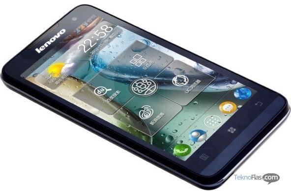 Lenovo P770 Ponsel Paling Laris 2013