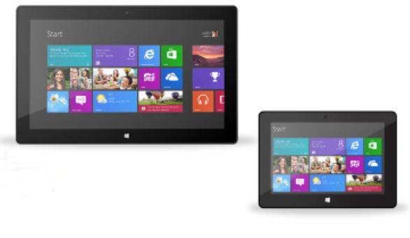 Microsoft Akan Luncurkan Tablet Surface versi Mini