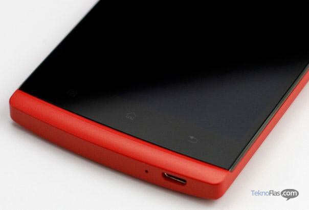 Oppo Find 5 Warna Merah Edisi Terbatas