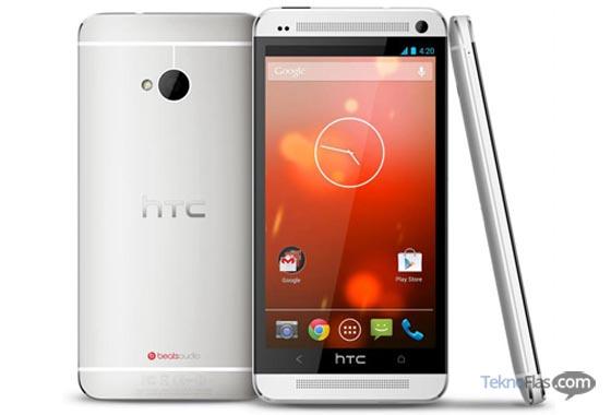 ROM Google Edition Telah Tersedia Untuk HTC One