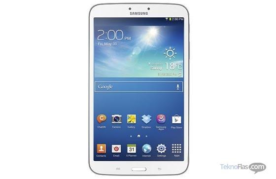 Samsung Galaxy Tab 3 layar 8 inci