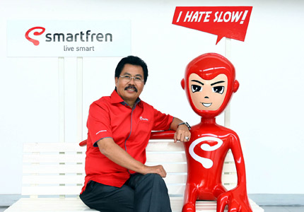 Smartfren raih The Best CDMA Operator dan The Best CDMA Phone
