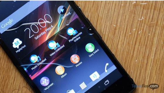 Sony Xperia Z Versi Baru Pakai Processor Snapdragon 800