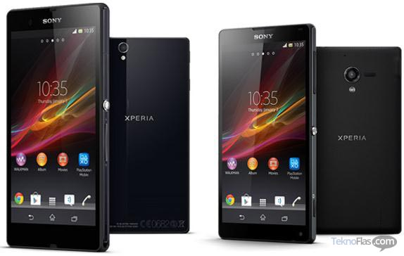Sony Xperia ZL Dapatkan Update Android 4.2.2