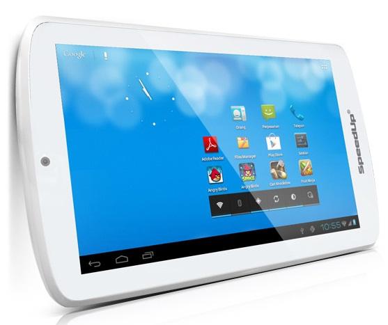 Tablet SpeedUp Pad