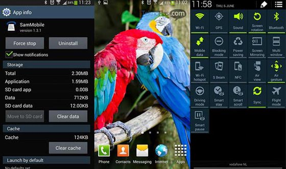 Update Samsung Galaxy S4 Bawa Firmware Baru Untuk Kamera