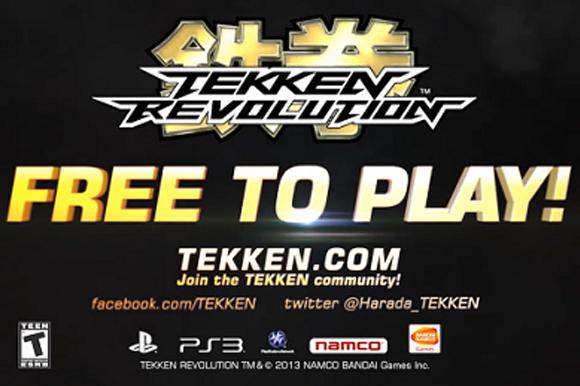Game Tekken Revolution Bisa Dimainkan di PlayStation Vita?