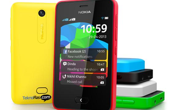 Harga Nokia Asha 501 Dibanderol Rp 900 Ribuan untuk Asia Pasifik