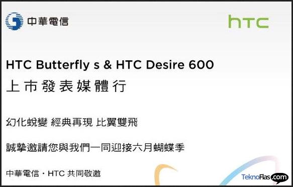 HTC Butterfly S akan Dilengkapi Kamera UltraPixel?