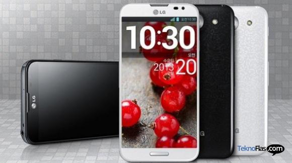 LG Optimus G Pro Terjual 1 Juta Unit dalam 4 Bulan di Korea Selatan