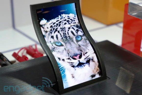 LG Produksi Layar Fleksibel Secara Massal di Kuartal Keempat 2013?