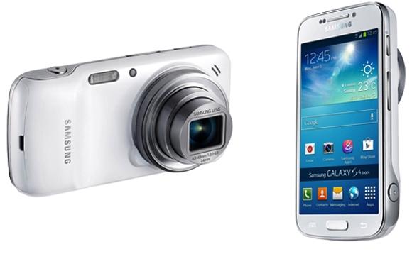 Samsung Galaxy S4 Zoom Hadir di Inggris 8 Juli, Harga 440 Poundsterling