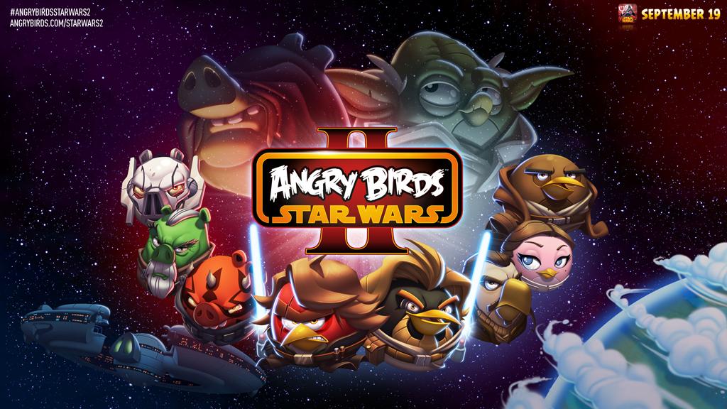 Angry Birds Terbaru 2013 - Star Wars II