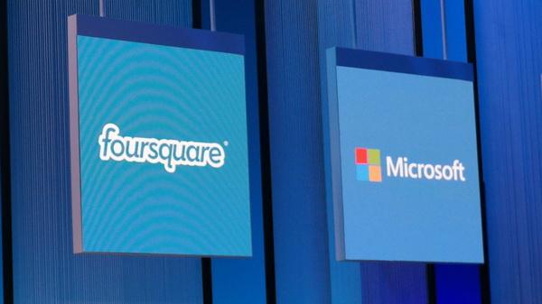 Aplikasi Foursquare di Windows 8