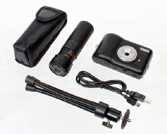 Kamera Pocket Optical Zoom 30x