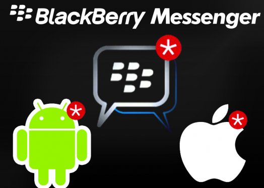 Download BlackBerry Messenger untuk Android