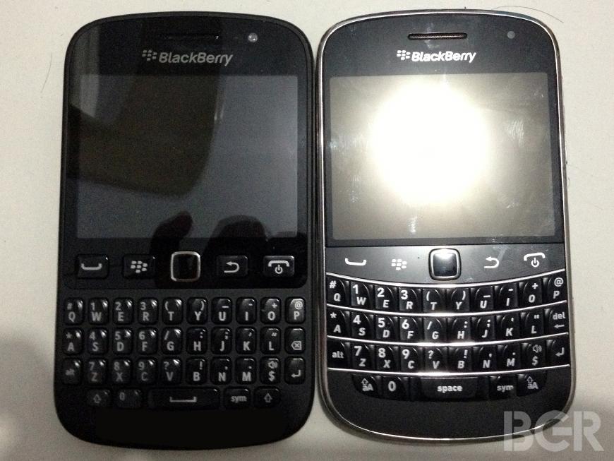 Bocoran BlackBerry 9720