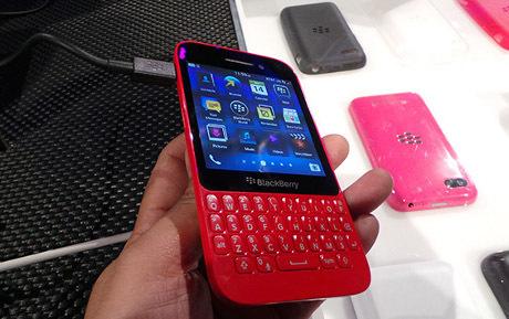 Harga XL BlackBerry Q5 Dibanderol 4 Jutaan