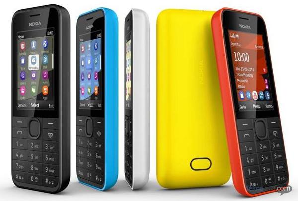 Nokia 207 Resmi Dirilis, Inilah Spesifikasinya