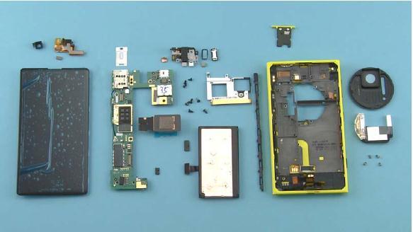 Inikah Jeroan dari Nokia Lumia 1020