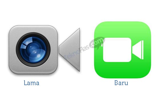Inilah Logo Baru Aplikasi FaceTime