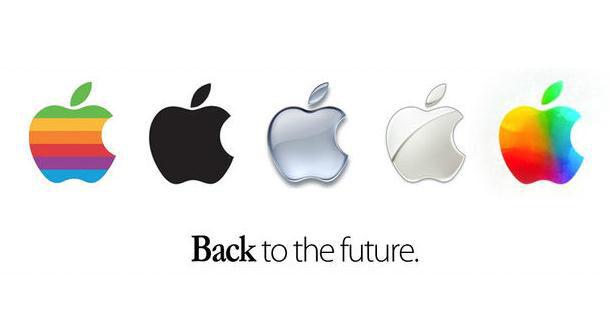 Inilah Logo iOS 7, Terinspirasi Logo Asli Apple