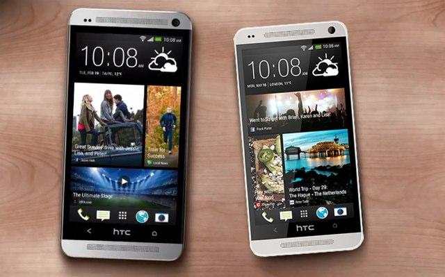 Inilah Perbedaan HTC One mini dan HTC One