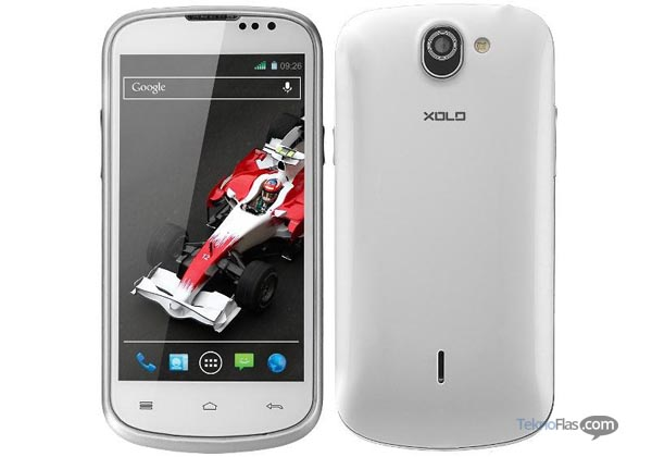 Lava Xolo Q600, Smartphone Quad-core Harga Murah