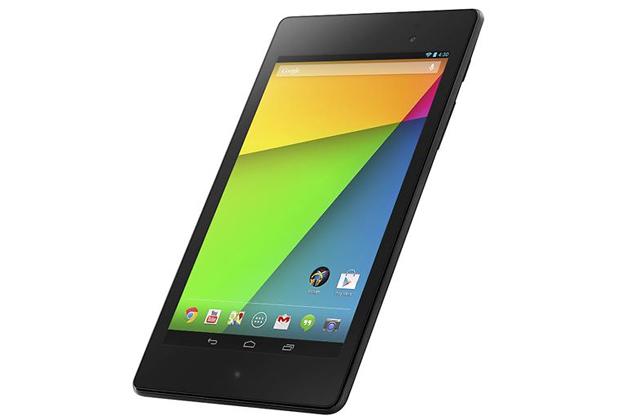New Asus Google Nexus 7 Resmi Diumumkan
