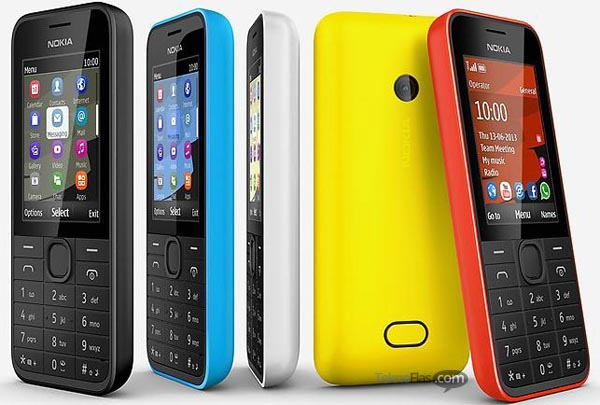Inilah 3 Ponsel Terbaru Nokia