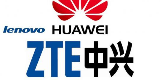 Penjualan Ponsel China Naik Tajam