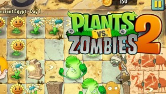 Plants vs Zombies 2 Telah Tersedia di App Store