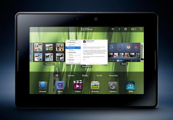 Playbook gagal dapatkan update os Blackberry 10