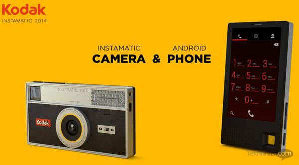 Saingi Samsung Galaxy Camera Kodak Siapkan Kamera Android