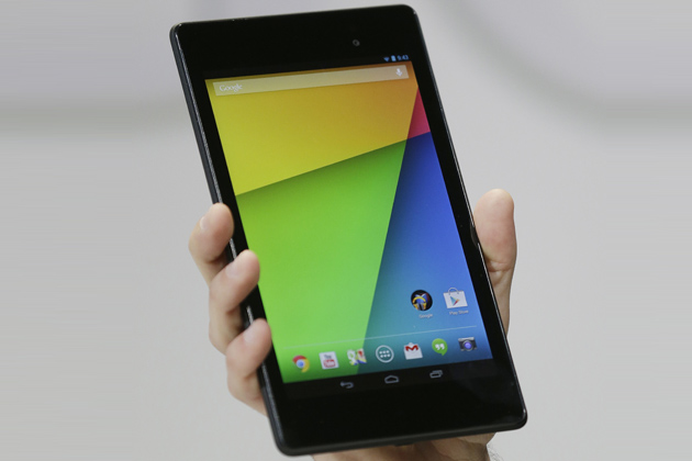 Spesifikasi New Google Nexus 7
